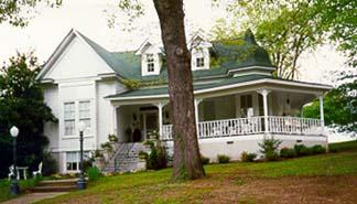 Rose House Inn Bed Breakfast Fayette Alabama